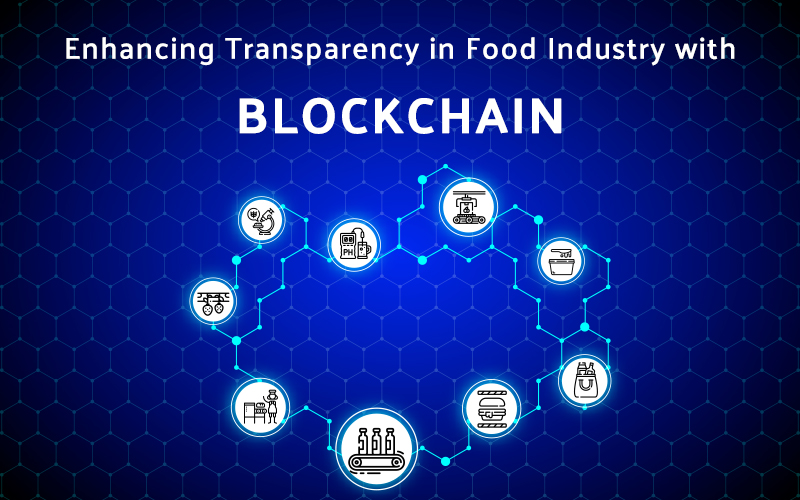 Enhancing Transparency in Food Industry with Blockchain